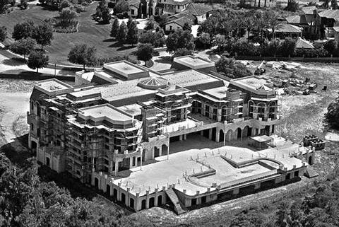 La famosa mansión