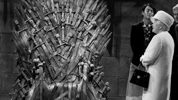 La reina más querida de Inglaterra